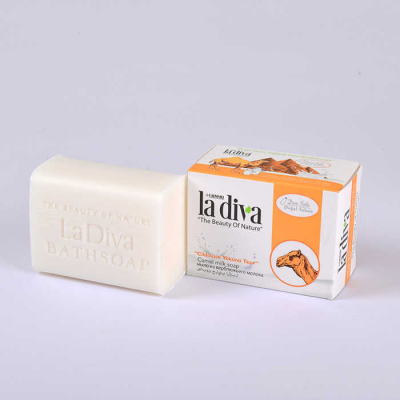 Natural Soap with Camel Milk 155 Gr.