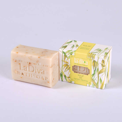 LaDiva Oat Soap 155 Gr