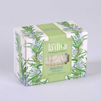LaDiva Rosemary Soap 155 Gr