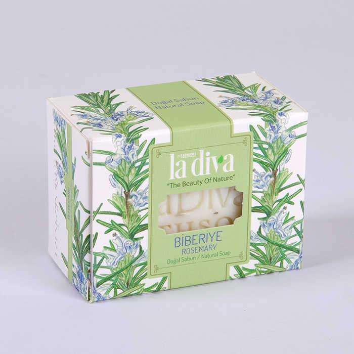 LaDiva Rosemary Soap 155 Gr