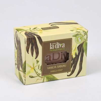 LaDiva Vanilla Soap 120gr