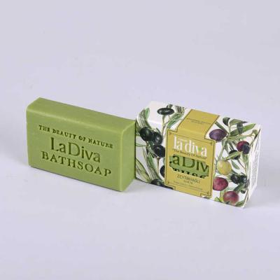 LaDiva Olive Oil Soap 100 Gr