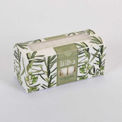 LaDiva Boutique Olive Leaf Soap 10x22.5 Gr.
