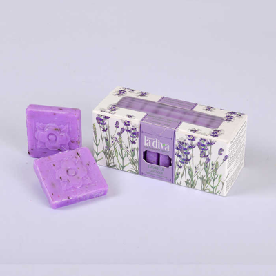 LaDiva Boutique Lavender Soap 10x22.5 Gr.