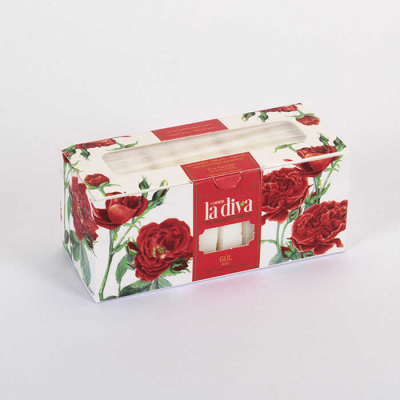 LaDiva Boutique Rose Soap 10x22.5 Gr.