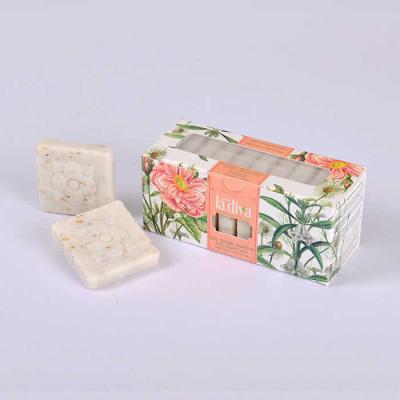 LaDiva Boutique Rose Sesame Daisy Soap 10X22.5 Gr