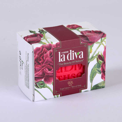 LaDiva Rose Soap 155 Gr