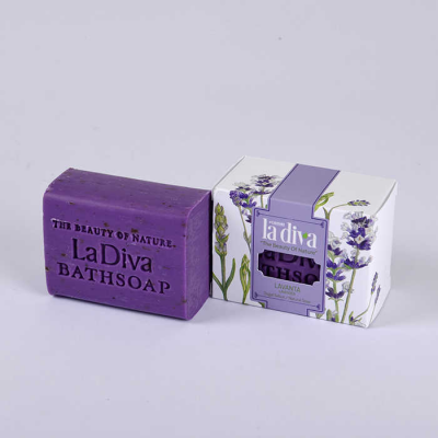 LaDiva Lavender Soap 155 Gr.