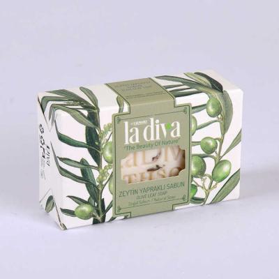 LaDiva Olive Leaf Soap 100 Gr.