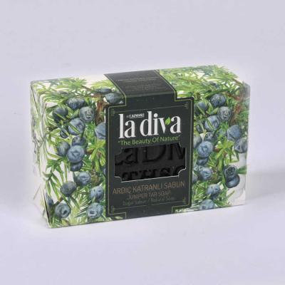 LaDiva Juniper Tar Soap 100 Gr.