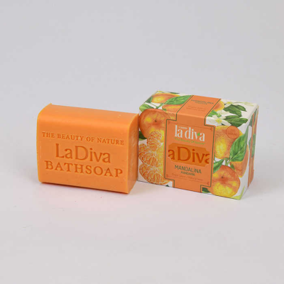Ladiva Mandarin Soap 120 Gr.