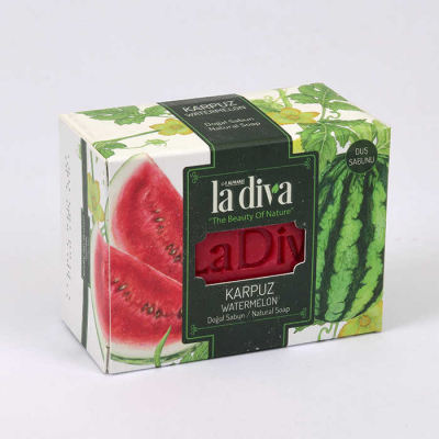 Ladiva Watermelon Soap 120 Gr