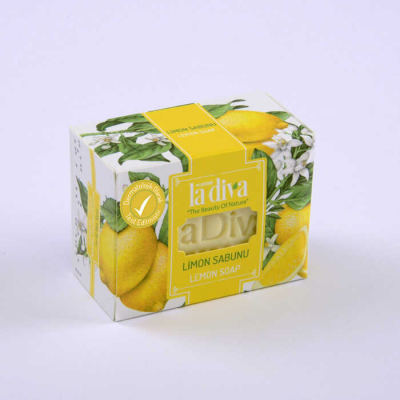 Ladiva Lemon Soap 120 Gr.