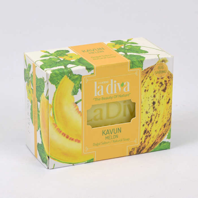 Ladiva Melon Soap 120 Gr.