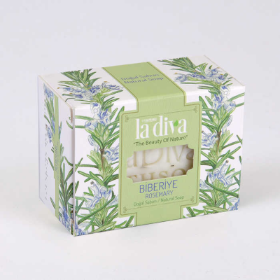 LaDiva Rosemary Soap 120 Gr.