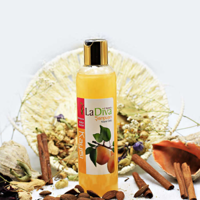 LaDiva Apricot Essence Shampoo 250ml.
