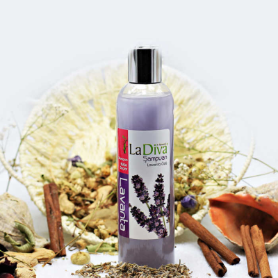 LaDiva Lavender Essence Shampoo 250ml.