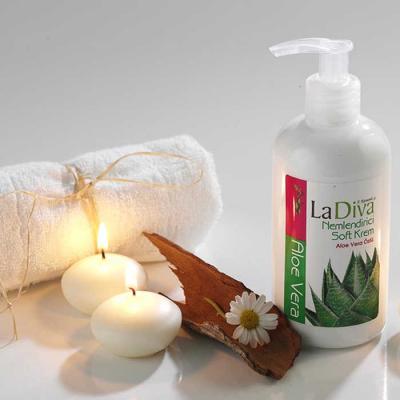 LaDiva Aloe Vera Care Cream 250ml.