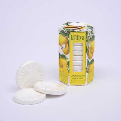Open-Wash Package Single Soap Series Lemon 10x15 Grams
