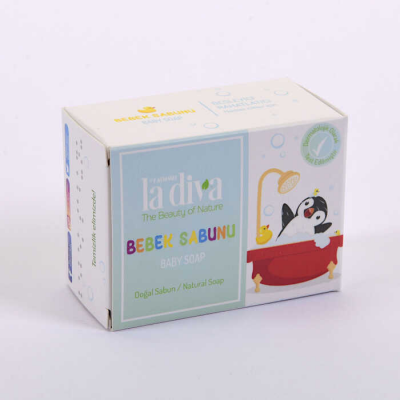 Baby Soap 120 Gr
