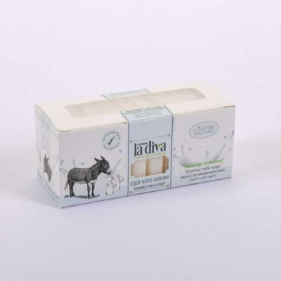 Donkey Milk Soap 10X22.5 Gr.