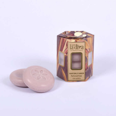 Women Perfumed Soap 4X45 Gr